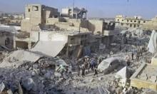 سورية: ارتفاع ضحايا القصف على إدلب إلى 38 مدنيًا