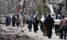 مهجرو اليرموك يطالبون الأمم المتحدة بنقلهم لفلسطين