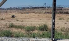 اعتقال فلسطيني تخطى السياج الأمني شرق غزة
