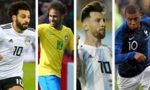 مونديال 2018: نجوم الرقم 10