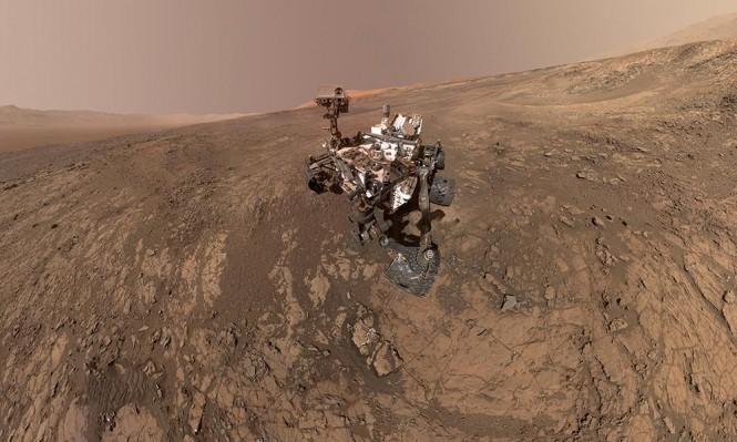 """""""ناسا"""" تعلن رصد مادة عضوية على سطح المريخ"""