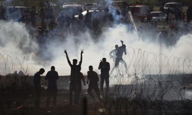 غزة: الهيئة الوطنية تؤكد استمرار مسيرات العودة وكسر الحصار