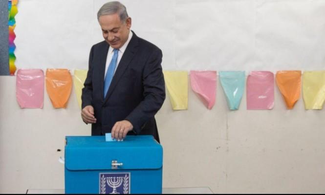 """استطلاع القناة 10: نتنياهو 31 مقعدا؛ المشتركة 12 وانهيار """"المعسكر الصهيوني"""""""