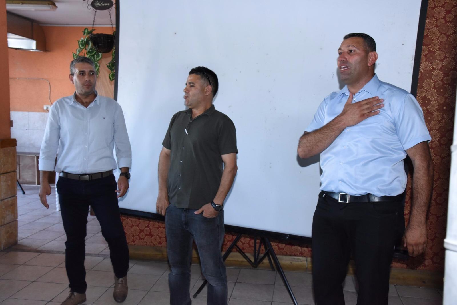 ماهر خليلية يعلن ترشحه لرئاسة مجلس يافة الناصرة المحلي