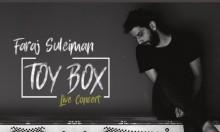 """إطلاق ألبوم """"صندوق العاب"""" لفرج سليمان"""
