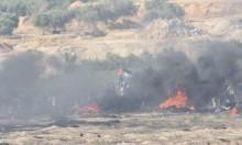إلداد يدعو لحرق حقول غزة واغتيال قادة حماس