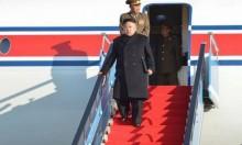 طائرة زعيم كوريا الشمالية تحط بسنغافورة