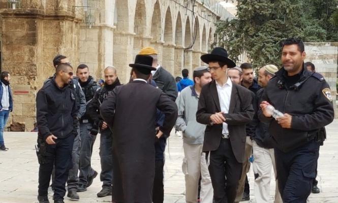 تراجع في عدد المستوطنين بشرق القدس