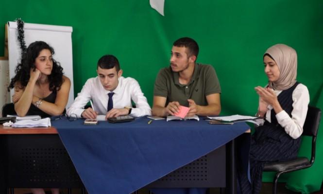 مناظرات تنافسيّة في مركز إعلام