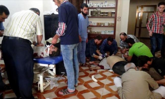 إدلب: مقتل 17 مدنيًا في قصف للنظام استهدف مستشفى للأطفال