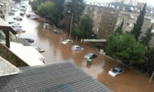 حالة الطقس: أمطار غزيرة وعواصف رعدية وفيضانات الثلاثاء والأربعاء