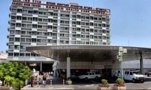 إصابة عامل سقط من علو قرب حيفا