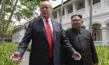 ترامب يبقي العقوبات على كوريا الشمالية ويوقف المناورات مع الجنوبية