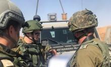 الجيش يبحث سبل مواجهات الطائرات الورقية والحرائق تتواصل