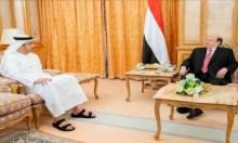 هادي يزور الإمارات على وقع الخلافات باليمن