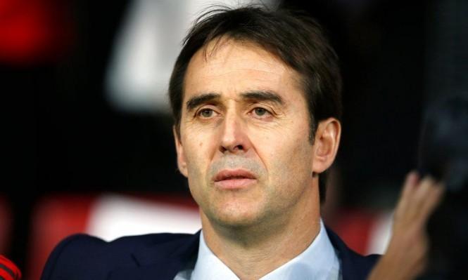 رسميًا: جولين لوبيتيجي مدربا لريال مدريد