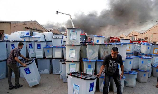 العراق: العبادي يعارض إعادة الانتخابات البرلمانية