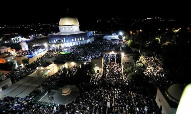 مفتي فلسطين يدعو لمراقبة هلال شوال مساء الخميس
