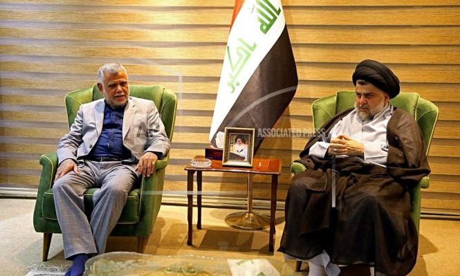 العراق: الصدر يعلن تحالفه مع العامري المدعوم إيرانيًا