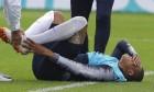 مبابي يتحدى إصابته قبل مواجهة أستراليا