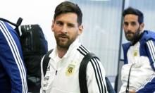 مونديال 2018: ميسي يخضع لفحص مفاجئ من فيفا!