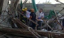 إصابة خطيرة لعامل سقط عن ارتفاع 10 أمتار جنوبي البلاد