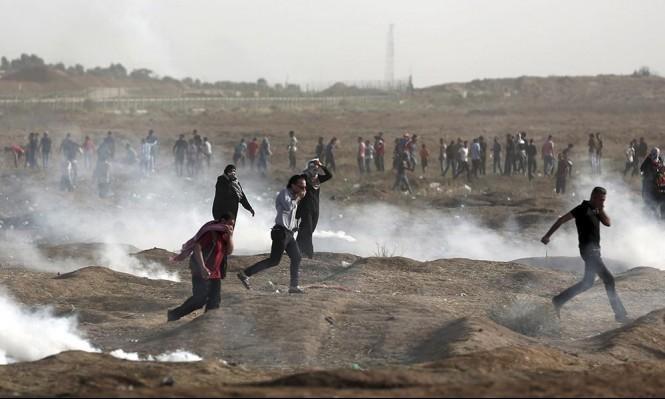 """""""هيومن رايتس"""" تُطالب الجنائية الدولية بفتح تحقيق بجرائم الاحتلال بغزّة"""