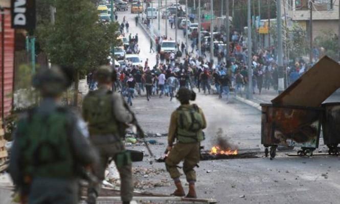 اعتقال فلسطيني بشبهة قتل جندي احتلال بمخيم الأمعري