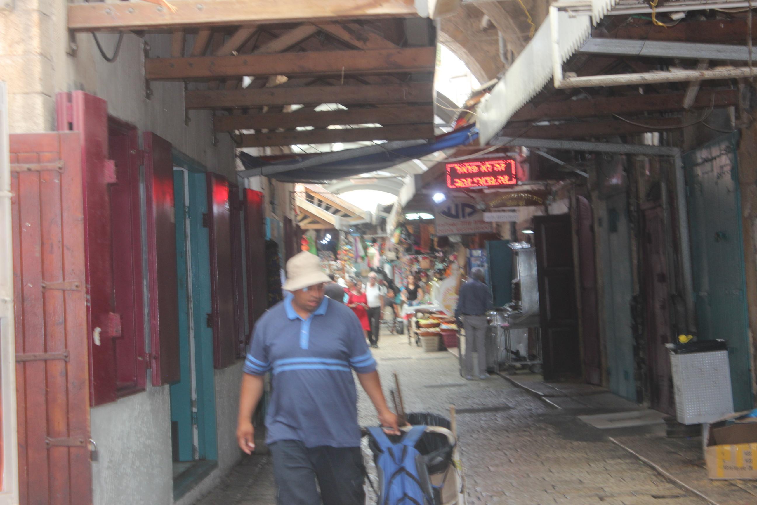 العيد في عكا: تذمر التجار ودعوات لتنشيط الحركة التجارية