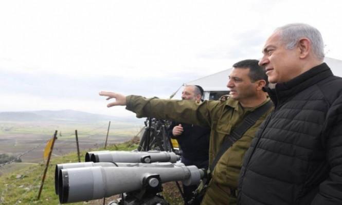 نتنياهو يعترف: قصفنا مؤخرا مقرات للمليشيات الإيرانية بسورية