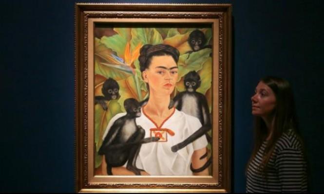 سرّ حاجبي فريدا كالو في متحف بريطاني