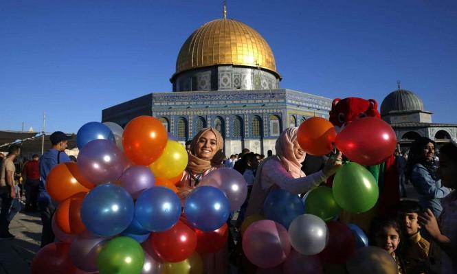 """""""عرب 48"""" يهنئ الأمتين العربية والإسلامية بحلول عيد الفطر"""