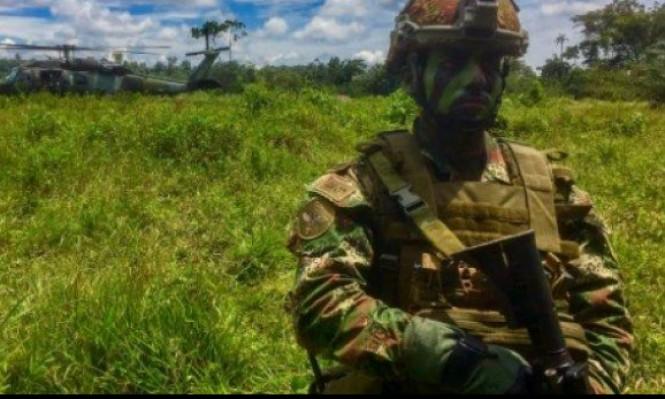 مقتل 16 منشقا من فارك على حدود كولومبيا مع فنزويلا
