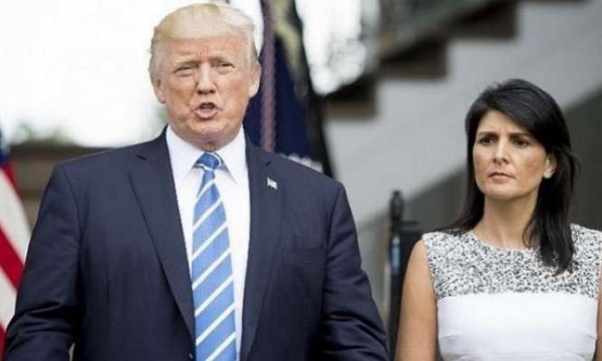 ترامب يعتقد: اتفاق إسرائيلي – فلسطيني سيتبع التفاهمات مع كوريا الشمالية