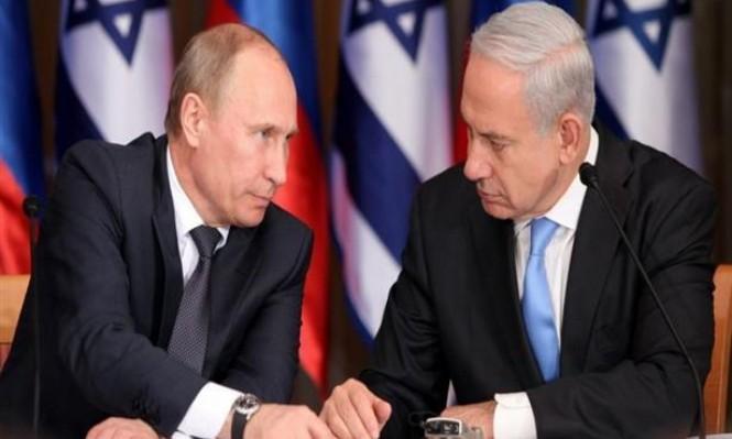 روسيا طلبت من إسرائيل عدم القصف بسورية أثناء المونديال