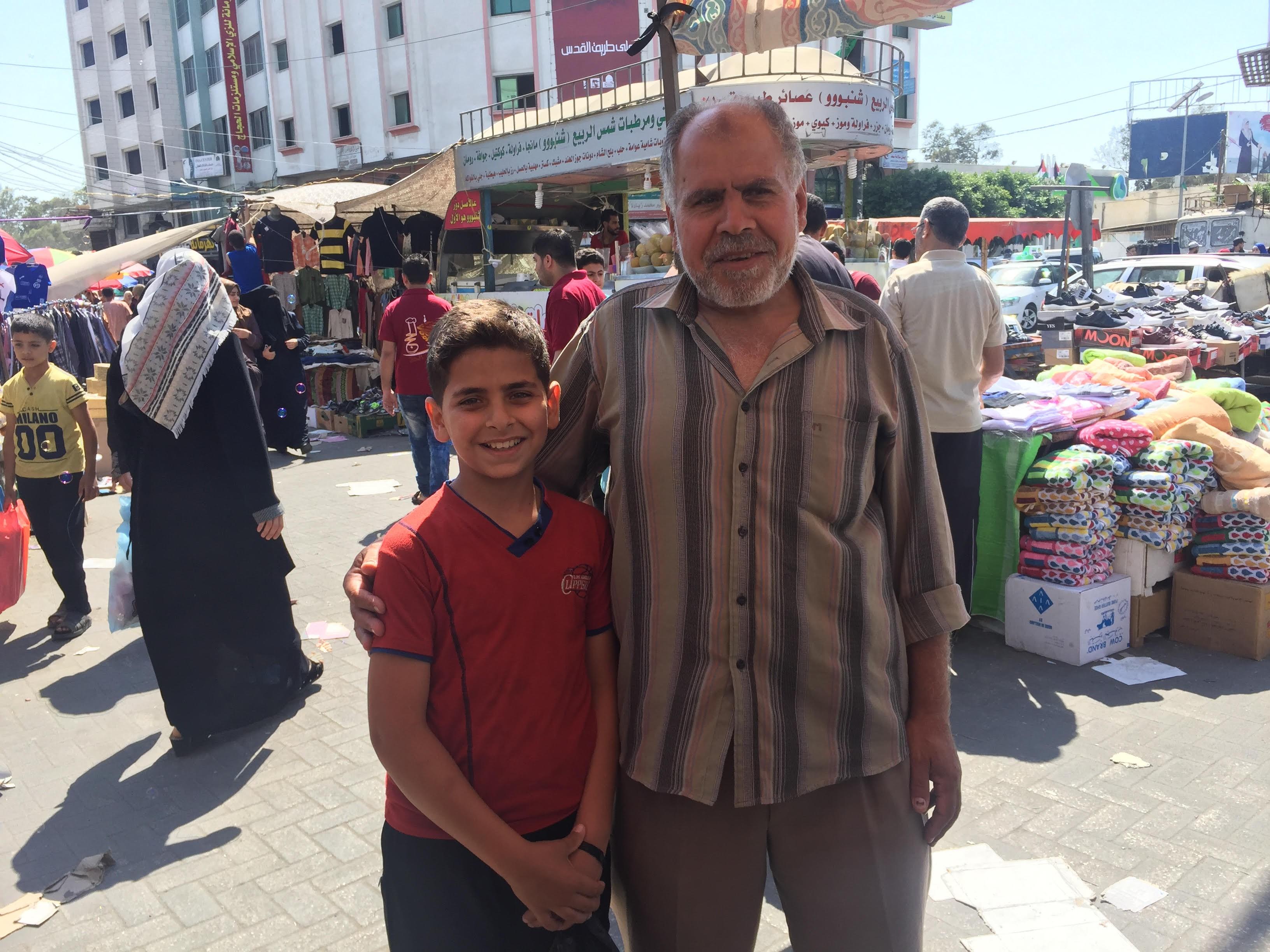 عشيّة العيد: غزّة تُواجه حصار الاحتلال