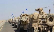 التحالف يسيطر على مدخل مطار الحديدة في اليمن