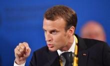 """ماكرون: طريقة تعامل الاتحاد الأوروبي مع اللاجئين """"ليست صحيحة"""""""