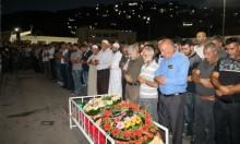 البعنة: الآلاف يُشيِّعون جثمان ضحية حادث أوكرانيا