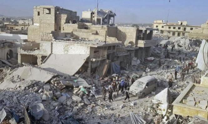 مقتل مدنيين في قصف كثيف لقوات النظام على جنوب سورية