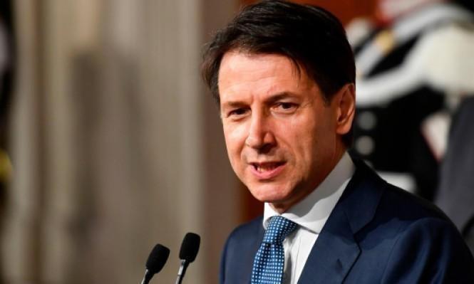 ماكرون يبحث مع رئيس وزراء إيطاليا مبادرات جديدة حول الهجرة