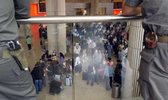 """تمديد اعتقال تركية اعتقلت بمطار اللد بزعم """"تهديد أمن إسرائيل"""""""