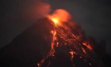 طوارئ بغواتيمالا بسبب ازدياد نشاط ثلاثة براكين
