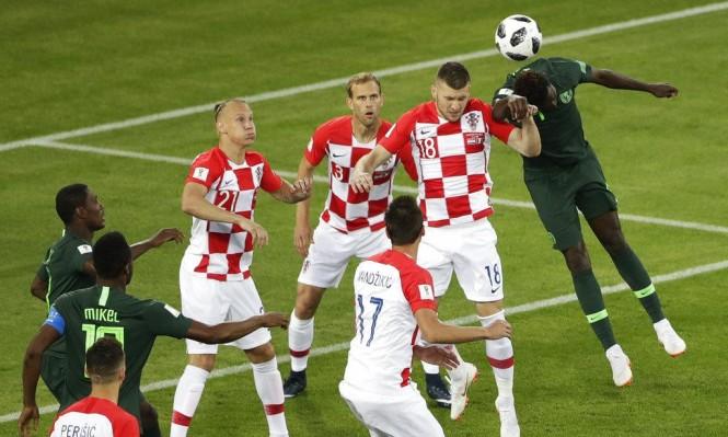 تغطية مباشرة: كرواتيا(2) - (0)نيجيريا