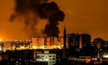 غارات ليلية للاحتلال في غزة والمقاومة تردّ