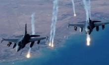 38 قتيلا من النظام بقصف للتحالف الدولي بدير الزور
