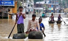 الأمطار الموسمية تُودي بحياة 21 شخصا بالهند
