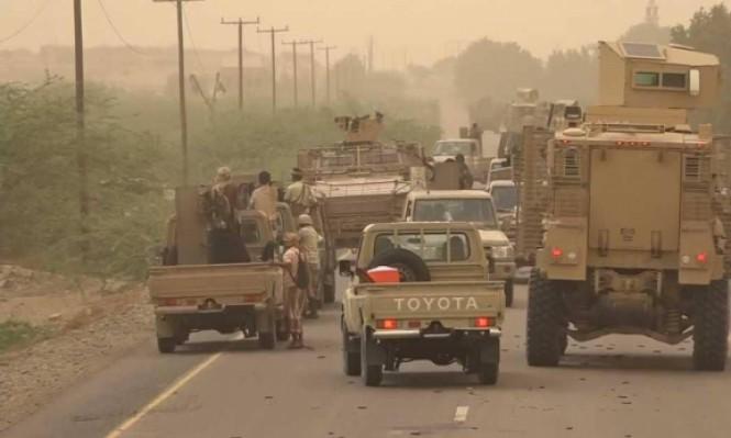الإمارات تواصل العدوان على الحديدة وتشترط الانسحاب للحوثيين