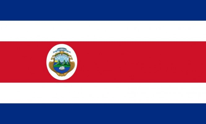 مونديال 2018: بطاقة منتخب كوستاريكا
