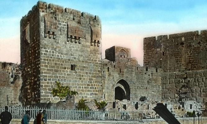 70 عاما على النكبة: صمود القدس الشريف 1948 (4/18)
